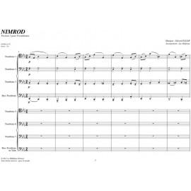 PDF - Nimrod - ELGAR Edvard / Delforges