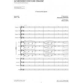 PDF - Rendez-vous de chasse (Le) - ROSSINI Gioacchino