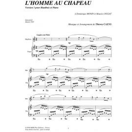 PDF - L'homme au chapeau - CAENS Thierry