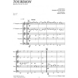 PDF - Tourdion (Le) - ANONYME