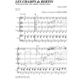 PDF - Les champs de bertin - CAENS Thierry