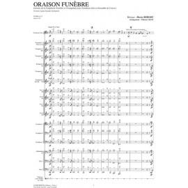 Oraison funèbre (Symph fun & tri) - BERLIOZ Hector