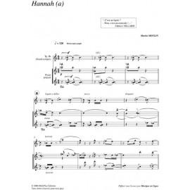 Hannah (a) - MOULIN Martin