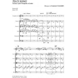 Tia's Song - TALGORN