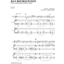 Ban Bourguignon - CAENS Thierry