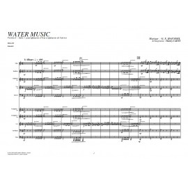 PDF- Water Music suite in F (V4) - HANDEL /Caens