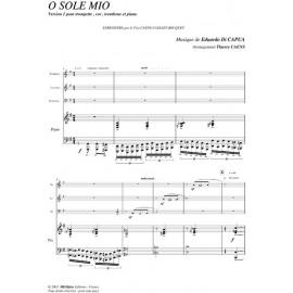 PDF - O Sole moi V1 - DI CAPUA Eduardo