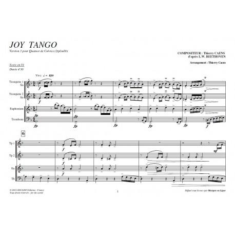 Joy tango (V3) - CAENS