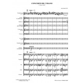 Concerto de Cyrano - PETIT