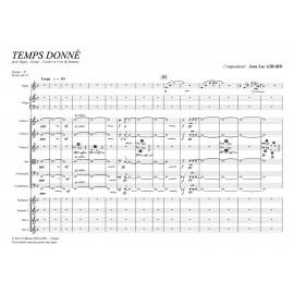 PDF - Temps Donné - GIRARD
