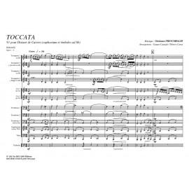 Toccata V1 - FRESCOBALDI/Cassado/Caens