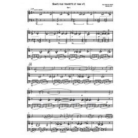 Sonate: CHOLET