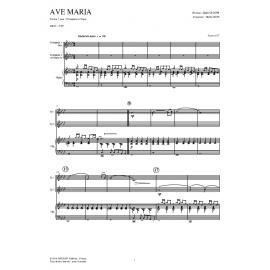 Ave Maria (v5) - CACCINI /Caens