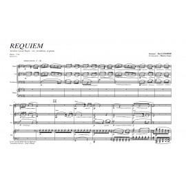 Score PDF - Requiem (v2) - Popper / Caens