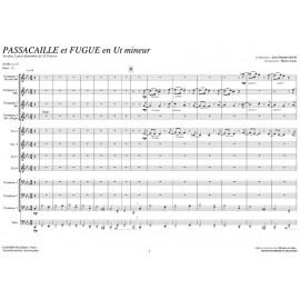 PDF - Passacaille & Fugue - BACH Jean Sébastien