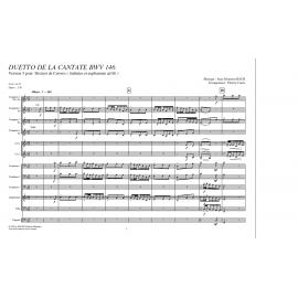 PDF - Cantate 146 Duetto (V5) - BACH /Caens