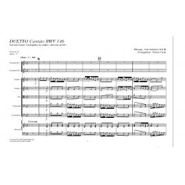 PDF - Cantate 146 Duetto (V6) - BACH /Caens