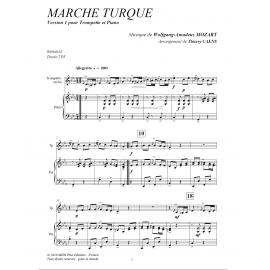 Marche Turque V1- MOZART/ Caens