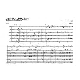 PDF - Fantaisie Brillante - ARBAN Jean Baptiste