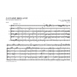Fantaisie Brillante - ARBAN /Caens