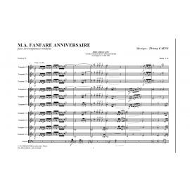 Fanfare Anniversaire - CAENS