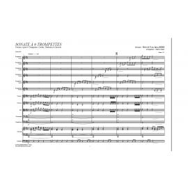 Sonate à 6tp (V2) - BIBER /Caens