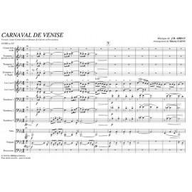 PDF - Carnaval de Venise (Mvt 1+2+3) - ARBAN Jean Baptiste
