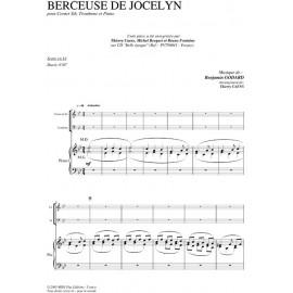 PDF - Berceuse de Jocelyn - GODARD Benjamin